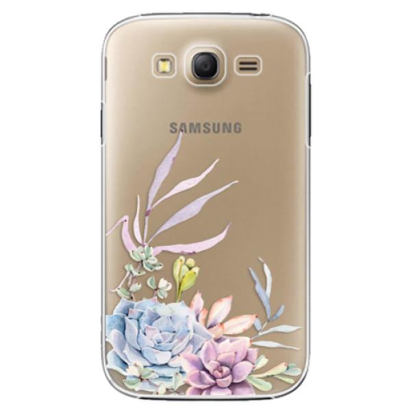 Plastové puzdro iSaprio - Succulent 01 - Samsung Galaxy Grand Neo Plus