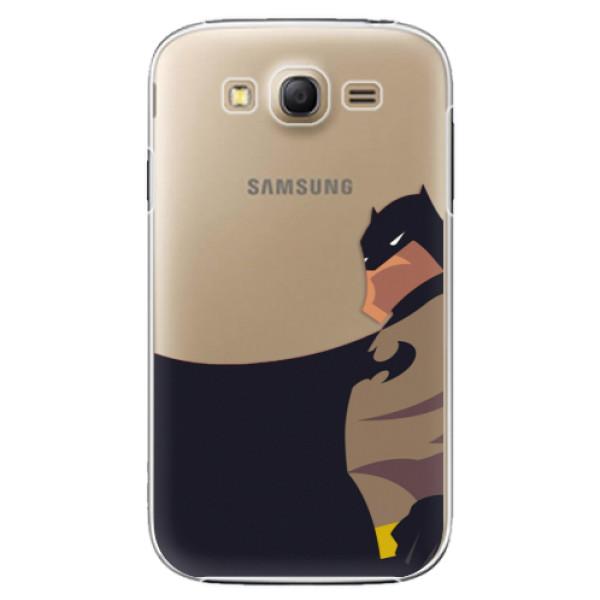 Plastové puzdro iSaprio - BaT Comics - Samsung Galaxy Grand Neo Plus
