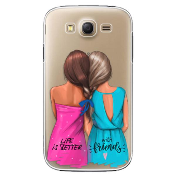 Plastové puzdro iSaprio - Best Friends - Samsung Galaxy Grand Neo Plus