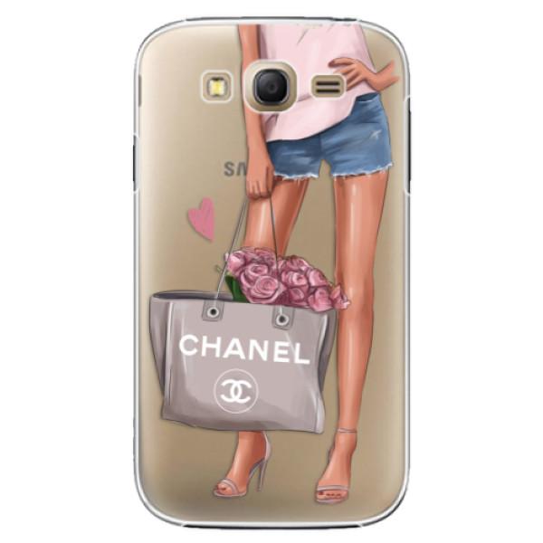 Plastové puzdro iSaprio - Fashion Bag - Samsung Galaxy Grand Neo Plus