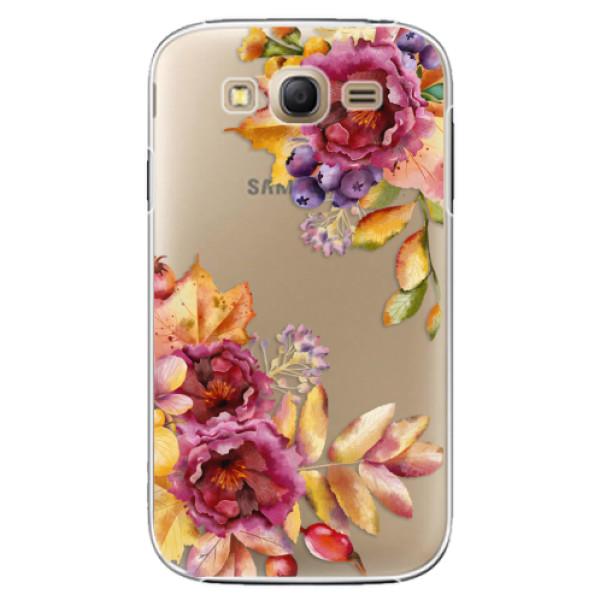 Plastové puzdro iSaprio - Fall Flowers - Samsung Galaxy Grand Neo Plus