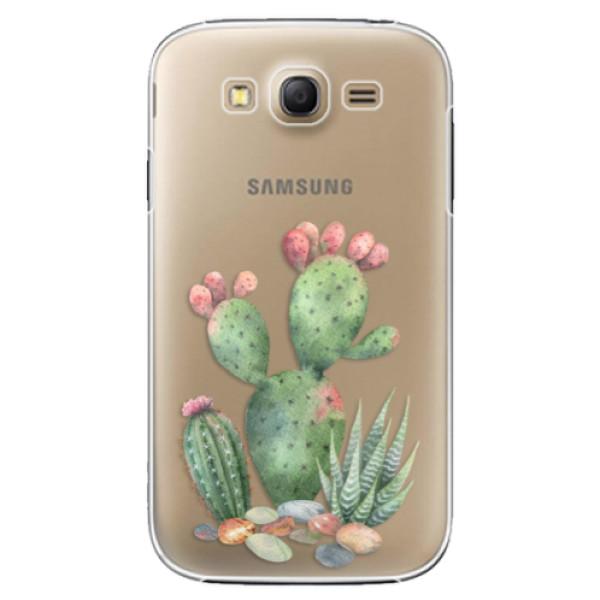 Plastové puzdro iSaprio - Cacti 01 - Samsung Galaxy Grand Neo Plus