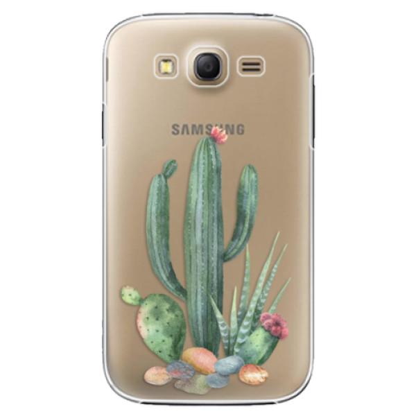 Plastové puzdro iSaprio - Cacti 02 - Samsung Galaxy Grand Neo Plus