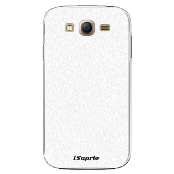 Plastové puzdro iSaprio - 4Pure - bílý - Samsung Galaxy Grand Neo Plus