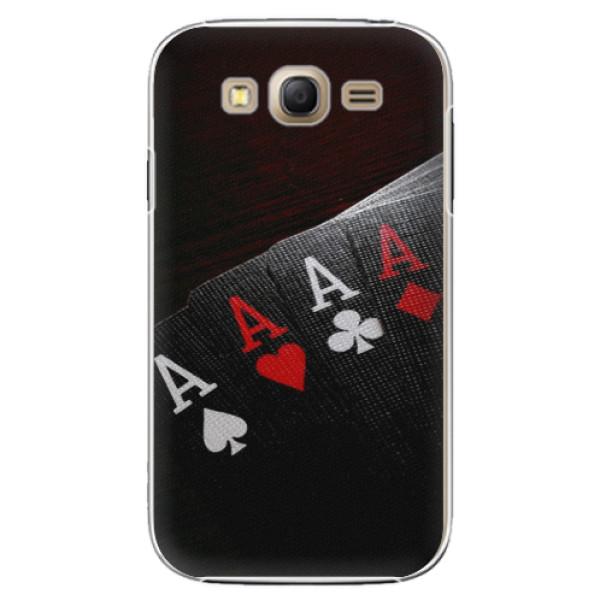 Plastové puzdro iSaprio - Poker - Samsung Galaxy Grand Neo Plus