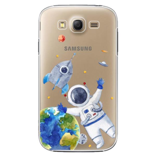 Plastové puzdro iSaprio - Space 05 - Samsung Galaxy Grand Neo Plus