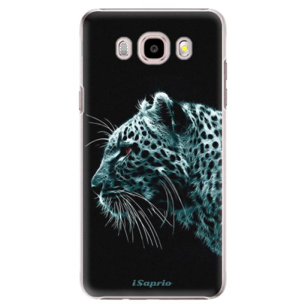 Plastové puzdro iSaprio - Leopard 10 - Samsung Galaxy J5 2016