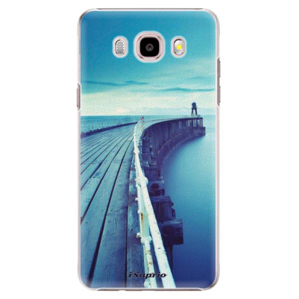 Plastové puzdro iSaprio - Pier 01 - Samsung Galaxy J5 2016