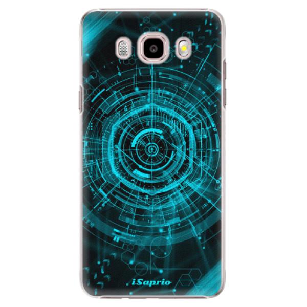 Plastové puzdro iSaprio - Technics 02 - Samsung Galaxy J5 2016