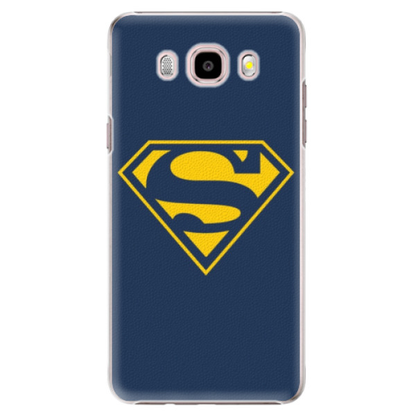 Plastové puzdro iSaprio - Superman 03 - Samsung Galaxy J5 2016