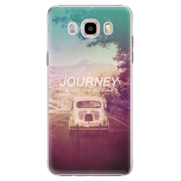 Plastové puzdro iSaprio - Journey - Samsung Galaxy J5 2016
