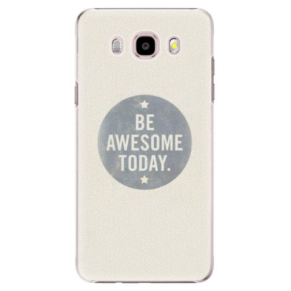 Plastové puzdro iSaprio - Awesome 02 - Samsung Galaxy J5 2016