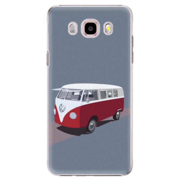 Plastové puzdro iSaprio - VW Bus - Samsung Galaxy J5 2016