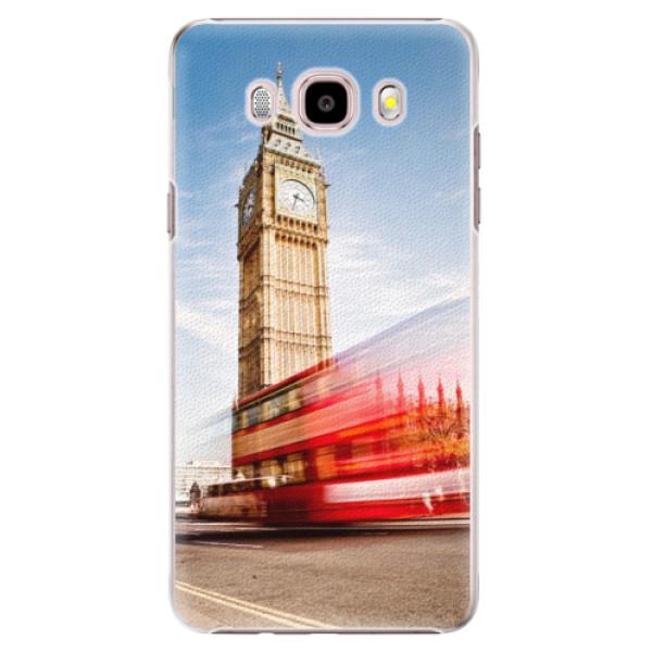 Plastové puzdro iSaprio - London 01 - Samsung Galaxy J5 2016