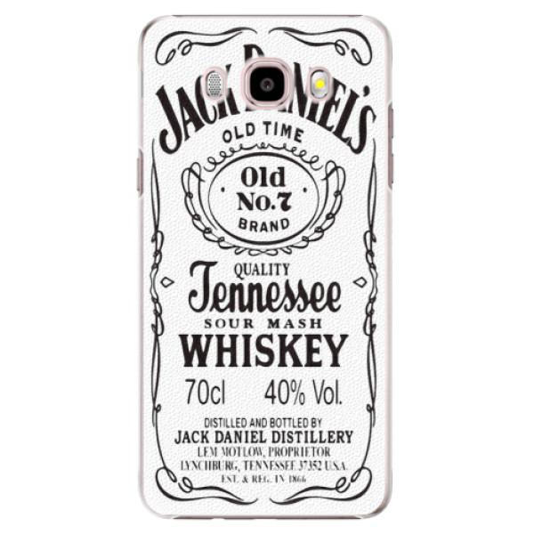 Plastové puzdro iSaprio - Jack White - Samsung Galaxy J5 2016