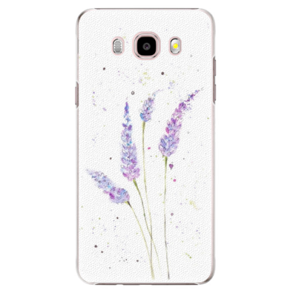 Plastové puzdro iSaprio - Lavender - Samsung Galaxy J5 2016