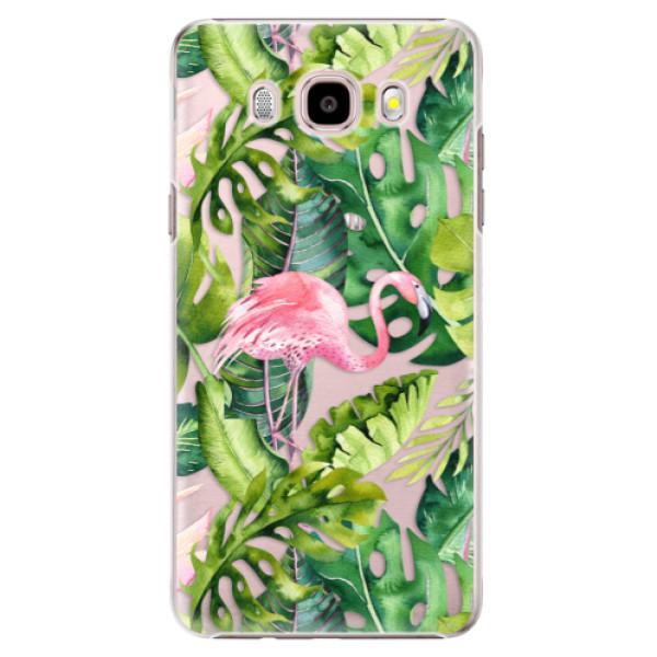 Plastové puzdro iSaprio - Jungle 02 - Samsung Galaxy J5 2016