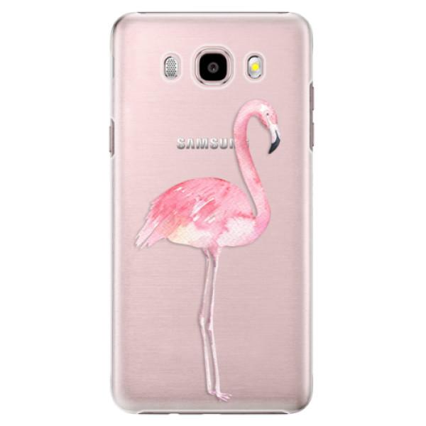 Plastové puzdro iSaprio - Flamingo 01 - Samsung Galaxy J5 2016