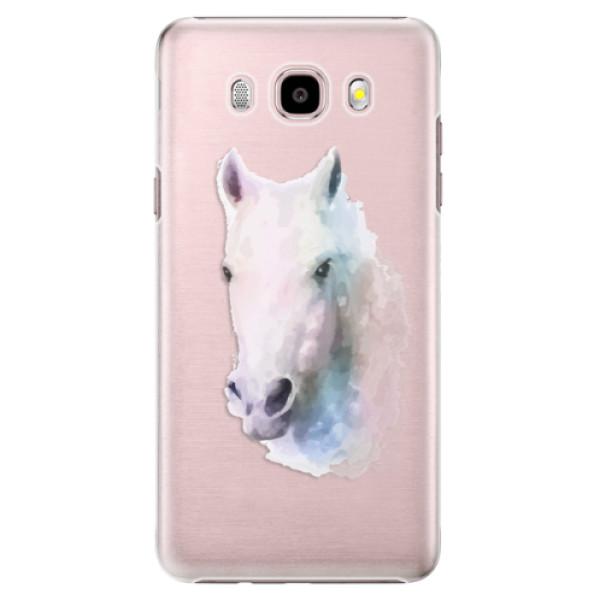 Plastové puzdro iSaprio - Horse 01 - Samsung Galaxy J5 2016