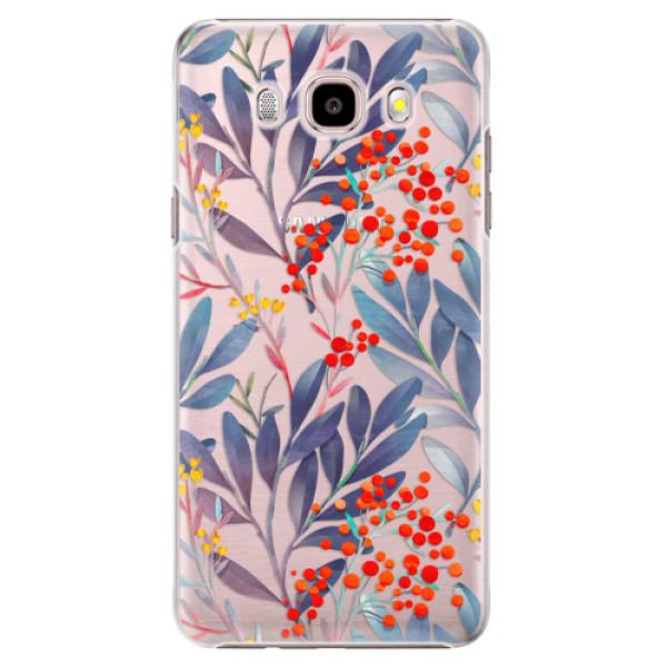 Plastové puzdro iSaprio - Rowanberry - Samsung Galaxy J5 2016