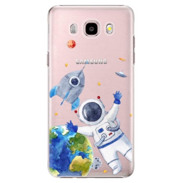 Plastové puzdro iSaprio - Space 05 - Samsung Galaxy J5 2016