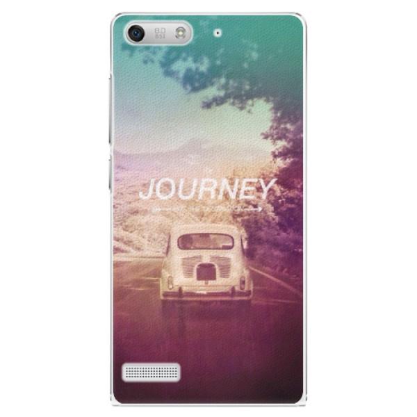 Plastové puzdro iSaprio - Journey - Huawei Ascend G6