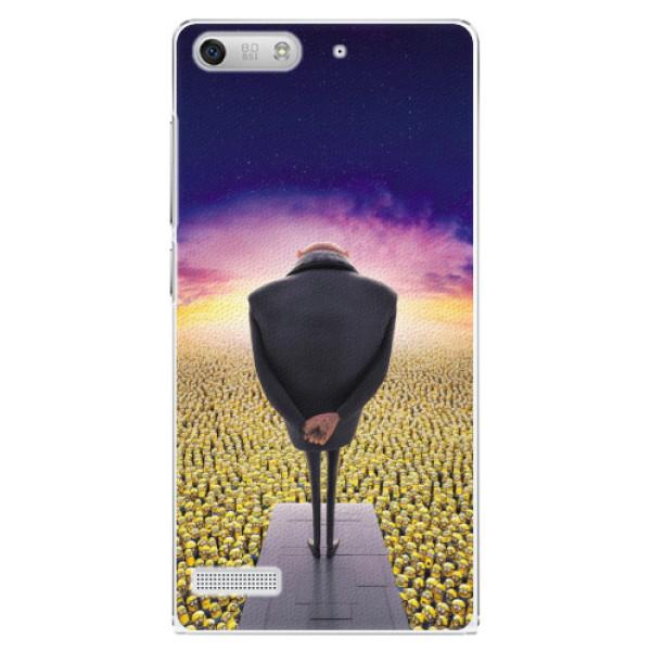 Plastové puzdro iSaprio - Gru - Huawei Ascend G6