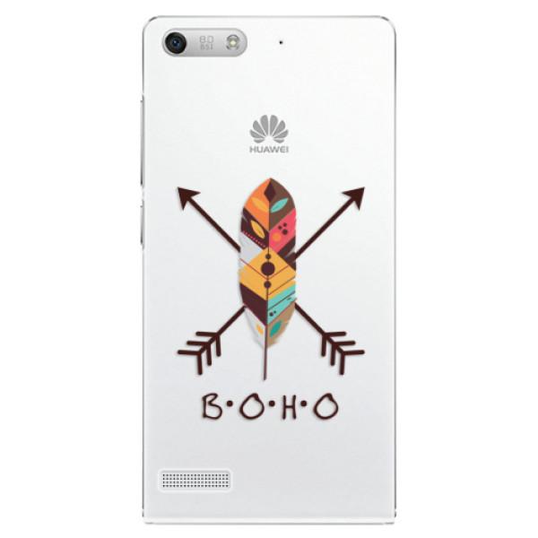 Plastové puzdro iSaprio - BOHO - Huawei Ascend G6