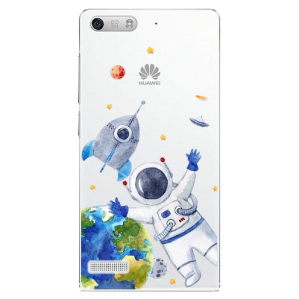 Plastové puzdro iSaprio - Space 05 - Huawei Ascend G6