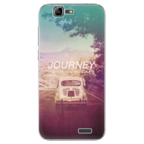 Plastové puzdro iSaprio - Journey - Huawei Ascend G7