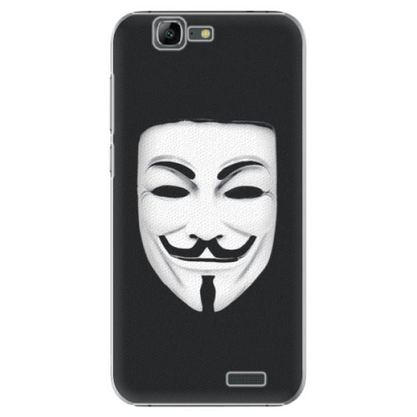 Plastové puzdro iSaprio - Vendeta - Huawei Ascend G7