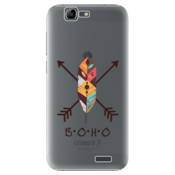 Plastové puzdro iSaprio - BOHO - Huawei Ascend G7