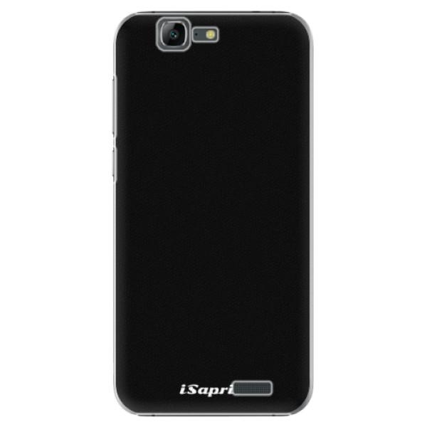Plastové puzdro iSaprio - 4Pure - černý - Huawei Ascend G7