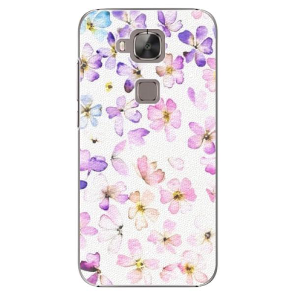 Plastové puzdro iSaprio - Wildflowers - Huawei Ascend G8