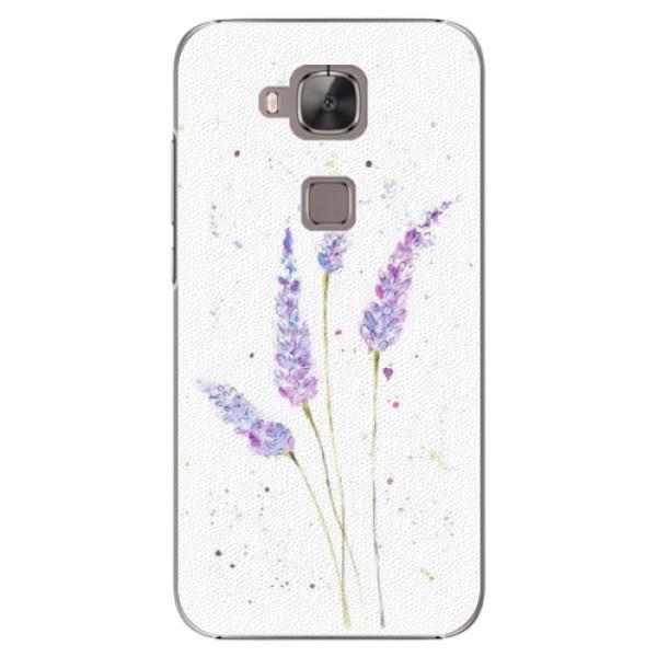 Plastové puzdro iSaprio - Lavender - Huawei Ascend G8