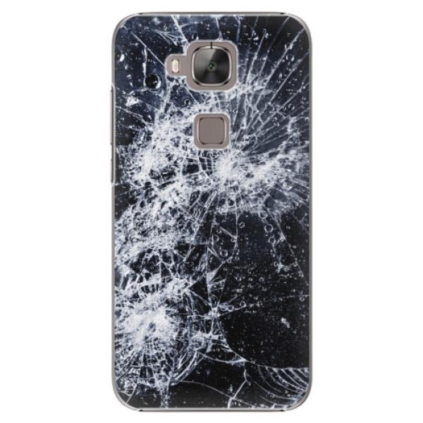 Plastové puzdro iSaprio - Cracked - Huawei Ascend G8