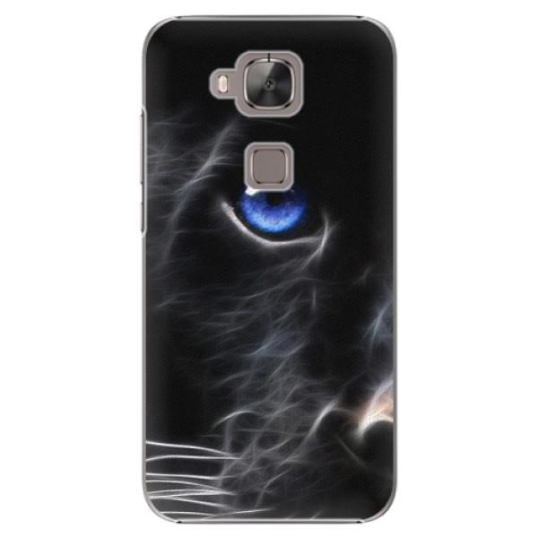 Plastové puzdro iSaprio - Black Puma - Huawei Ascend G8