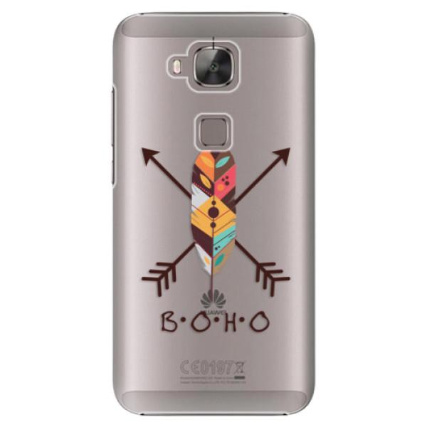 Plastové puzdro iSaprio - BOHO - Huawei Ascend G8
