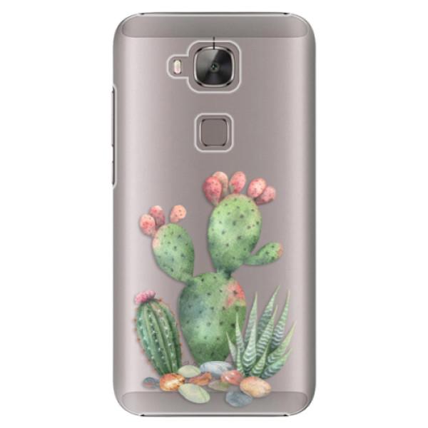 Plastové puzdro iSaprio - Cacti 01 - Huawei Ascend G8