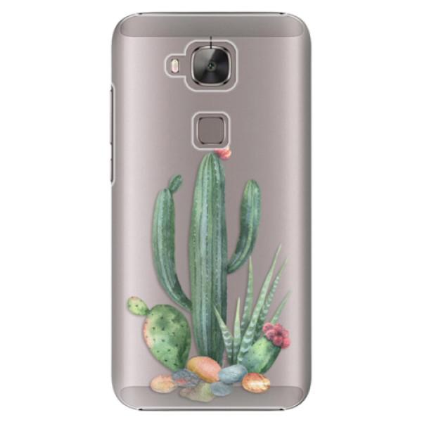 Plastové puzdro iSaprio - Cacti 02 - Huawei Ascend G8