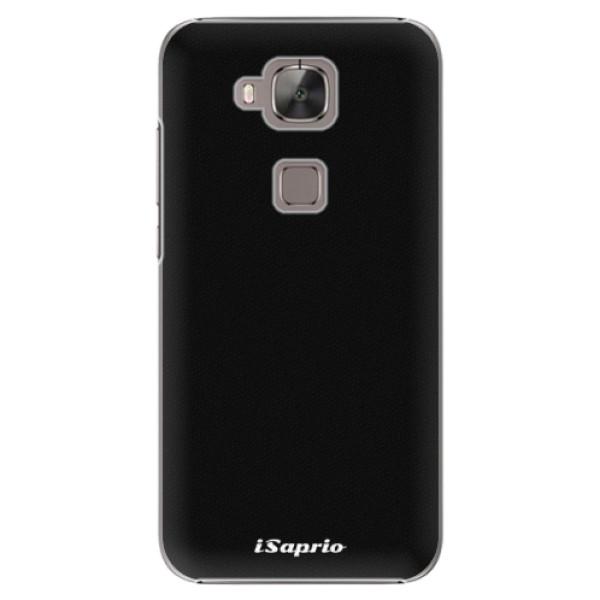 Plastové puzdro iSaprio - 4Pure - černý - Huawei Ascend G8