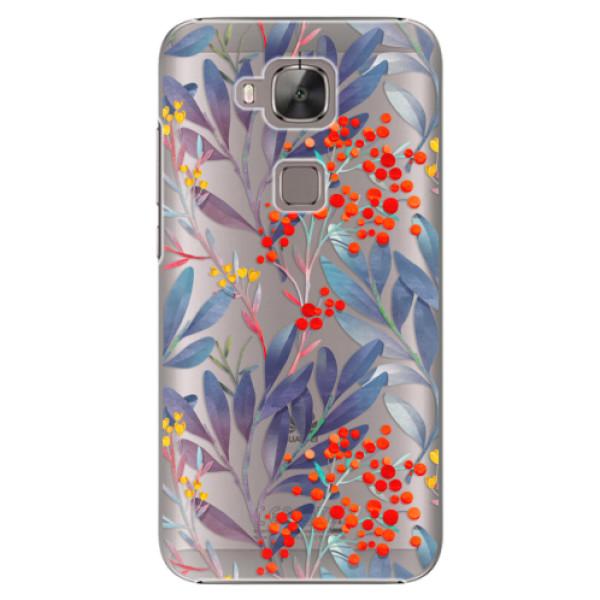 Plastové puzdro iSaprio - Rowanberry - Huawei Ascend G8