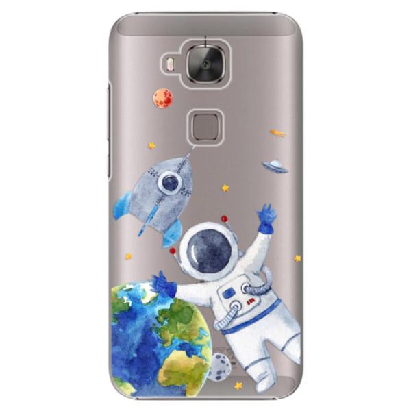 Plastové puzdro iSaprio - Space 05 - Huawei Ascend G8