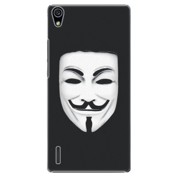 Plastové puzdro iSaprio - Vendeta - Huawei Ascend P7