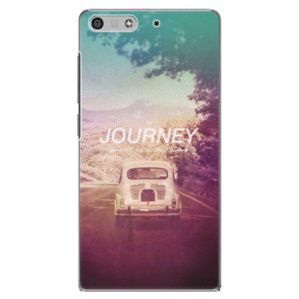 Plastové puzdro iSaprio - Journey - Huawei Ascend P7 Mini