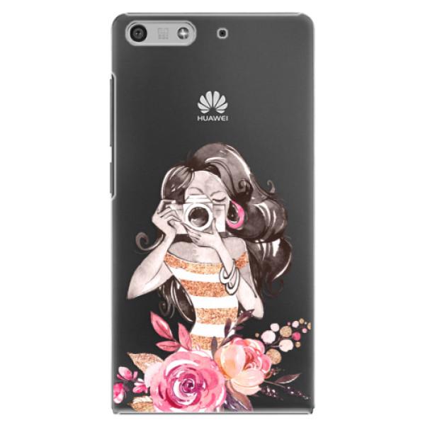 Plastové puzdro iSaprio - Charming - Huawei Ascend P7 Mini