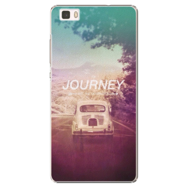 Plastové puzdro iSaprio - Journey - Huawei Ascend P8 Lite