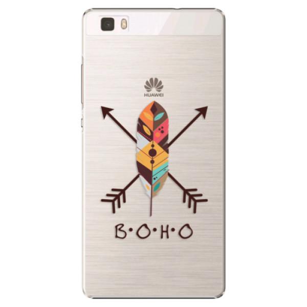 Plastové puzdro iSaprio - BOHO - Huawei Ascend P8 Lite