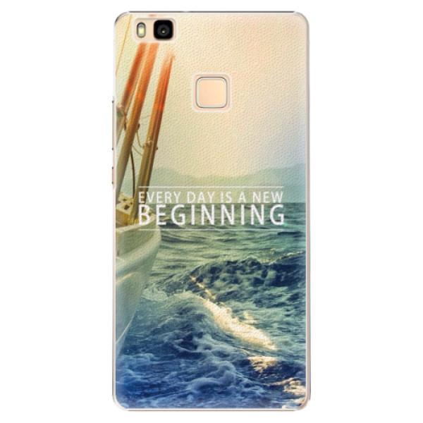 Plastové puzdro iSaprio - Beginning - Huawei Ascend P9 Lite