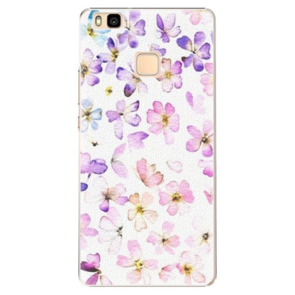 Plastové puzdro iSaprio - Wildflowers - Huawei Ascend P9 Lite